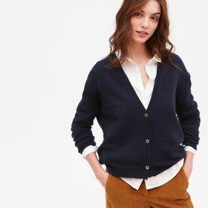 Hartford Sweaters Knitwear Navy Blue School Boy Cardigan Poshmark